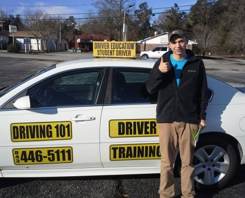 Partner with safe teen driving